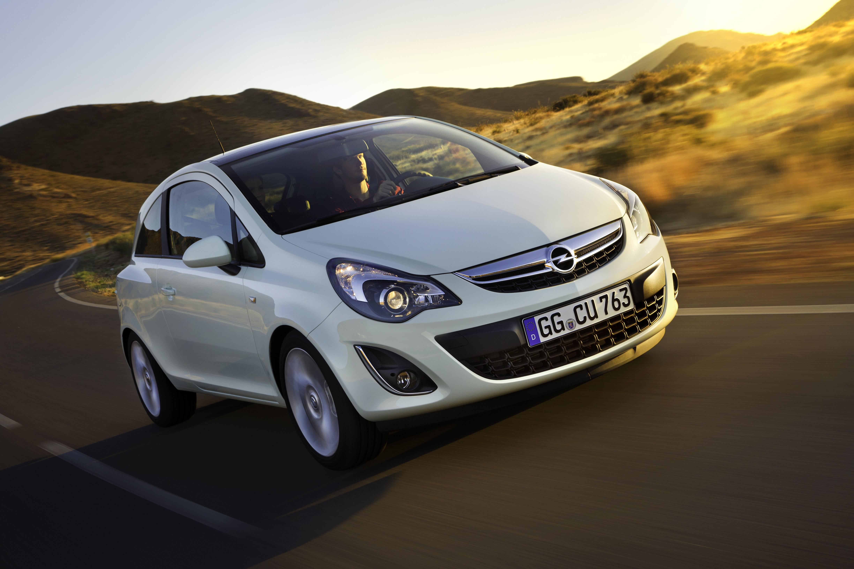 Nouvelle face avant Opel Corsa