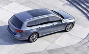 Nouvelle Volkswagen Passat SW 2015
