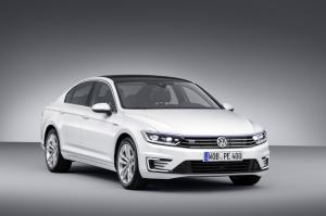 Nouvelle Volkswagen Passat GTE
