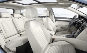 Interieur Nouvelle Volkswagen Passat SW 2015 (Break)