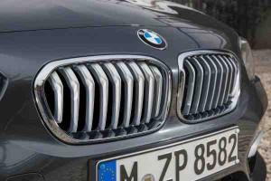 BMW Série 1 2015  nouvelle calandre (Voiture de fonction)