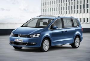 Nouveau Volkswagen Sharan 2015 : Votre nouvelle voiture de fonction ?