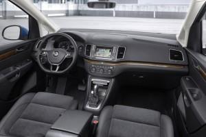 Nouveau Volkswagen Sharan 2015 : Votre nouvelle véhicule de fonction